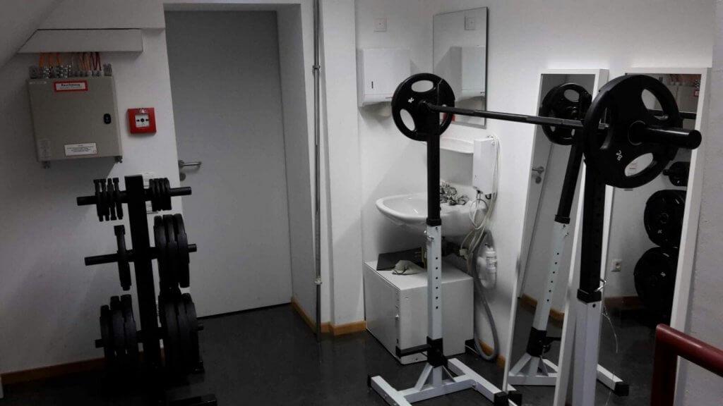 Neue Gewichte für den Kraftraum
