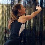 Südbayerische Hallenmeisterschaften 2018_Johanna