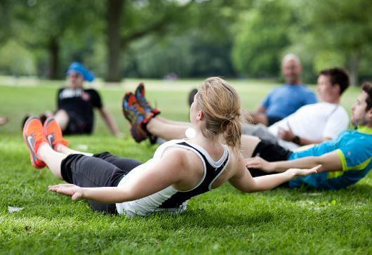 LFZ_Fitness Outdoor Training