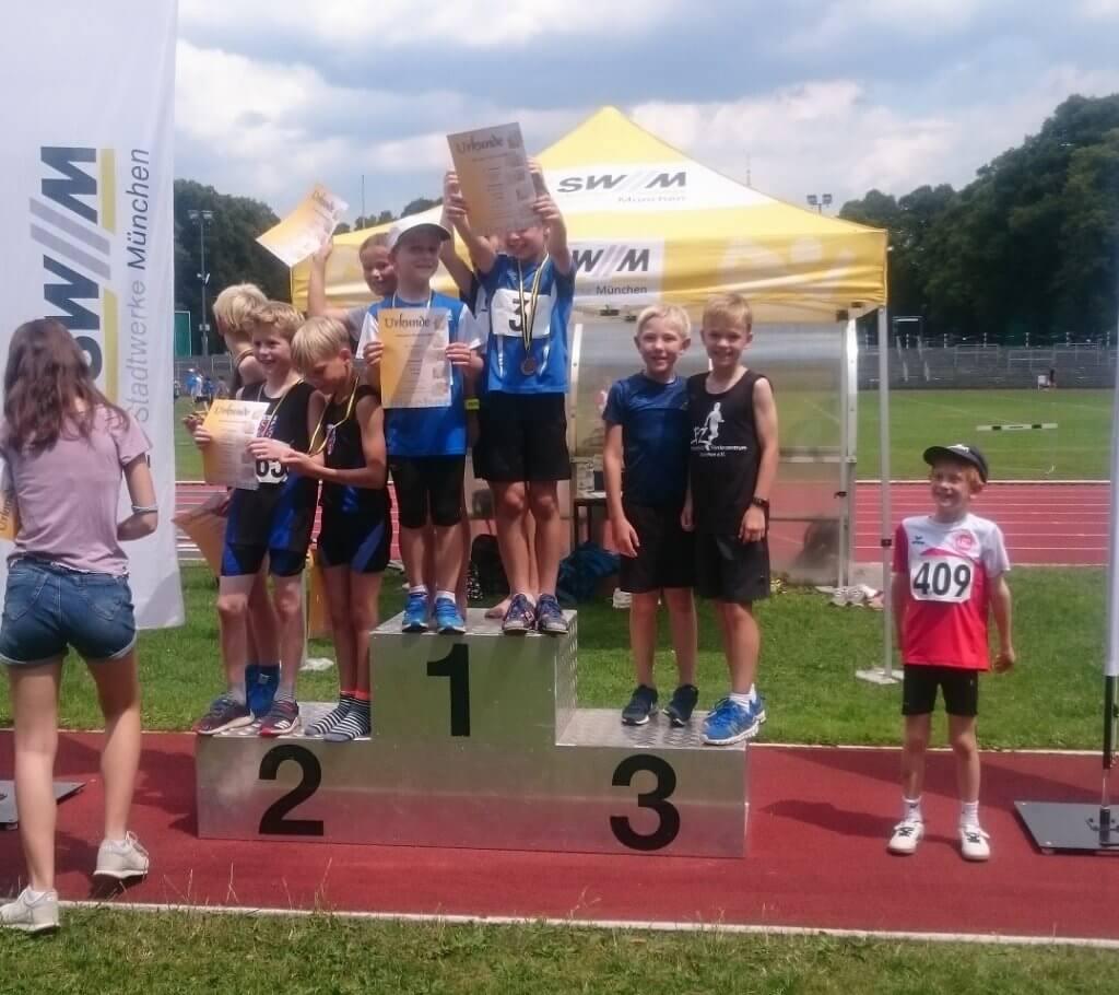 Münchner Meisterschaften 2018